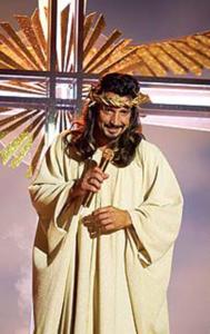 Иисус делает стендап
